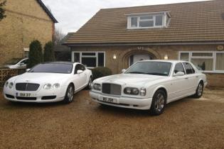 bentley car hire leicester